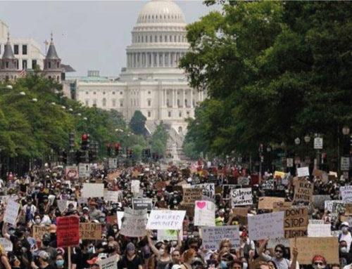 مع استمرار احتجاجات أمريكا.. تزايد تحميل تطبيقات كشف أماكن الشرطة